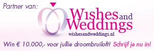 Onbezorgde Trouwdag is partner van Wishes and Weddings